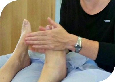 Reflexology at BMSTC