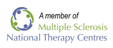 A member of the Multiple Sclerosis National Therapy Centres